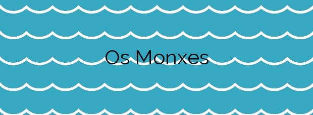 Información de la Playa Os Monxes en O Vicedo