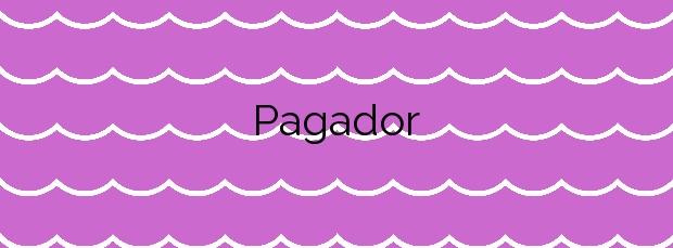 Información de la Playa Pagador en Moya