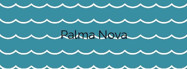 Información de la Playa Palma Nova en Calvià