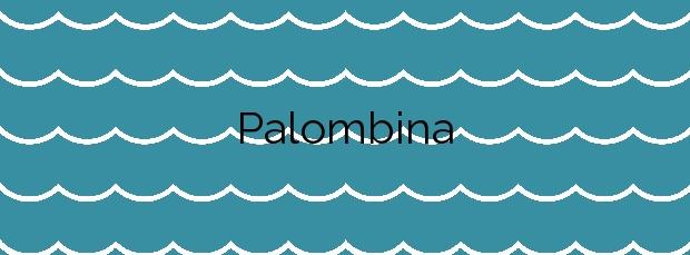 Información de la Playa Palombina en Llanes