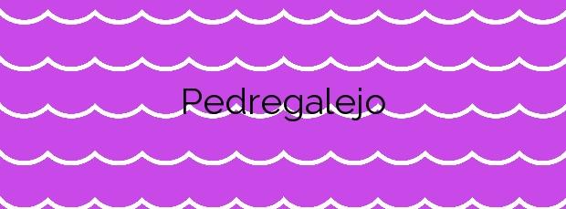 Información de la Playa Pedregalejo en Málaga