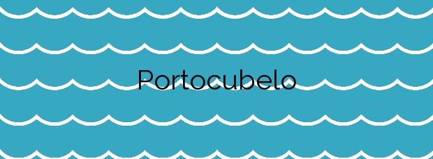 Información de la Playa Portocubelo en Carnota