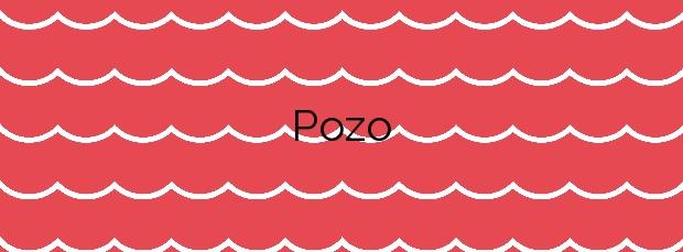 Información de la Playa Pozo en Porto do Son