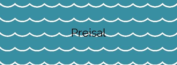 Información de la Playa Preisal en Ferrol
