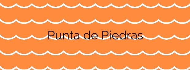 Información de la Playa Punta de Piedras en Chiclana de la Frontera