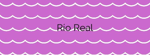 Información de la Playa Río Real en Marbella