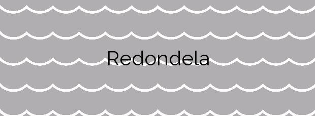 Información de la Playa Redondela en Isla Cristina