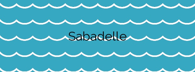Información de la Playa Sabadelle en Ares