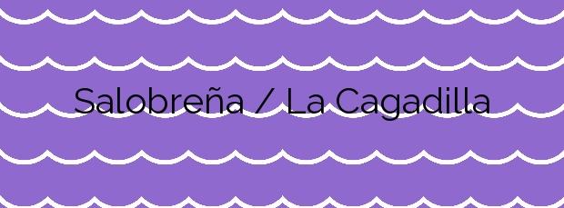 Información de la Playa Salobreña / La Cagadilla en Salobreña