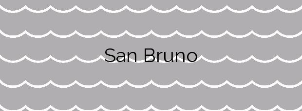 Información de la Playa San Bruno en Ayamonte