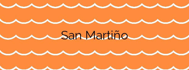 Información de la Playa San Martiño en Vigo