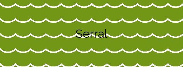 Información de la Playa Serral en Vigo