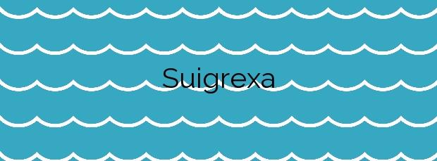 Información de la Playa Suigrexa en Boiro