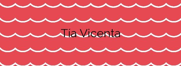 Información de la Playa Tía Vicenta en Teguise