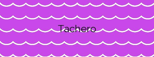 Información de la Playa Tachero en Santa Cruz de Tenerife