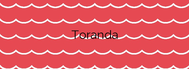 Información de la Playa Toranda en Llanes