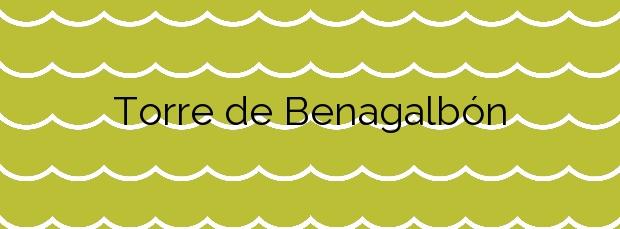 Información de la Playa Torre de Benagalbón en Rincón de la Victoria