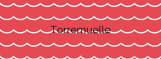 Información de la Playa Torremuelle en Benalmádena