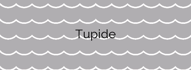 Información de la Playa Tupide en Foz
