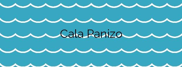 Información de la Cala Panizo en Cuevas del Almanzora