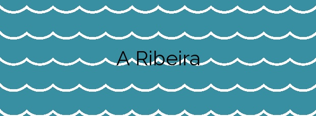 Información de la Playa A Ribeira en Fisterra