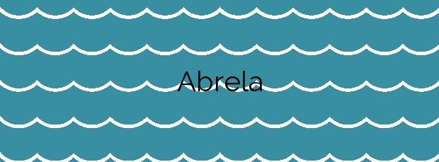 Información de la Playa Abrela en O Vicedo