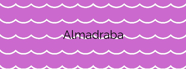 Información de la Playa Almadraba en Ceuta