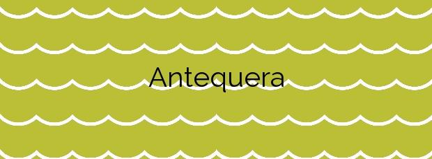 Información de la Playa Antequera en Santa Cruz de Tenerife