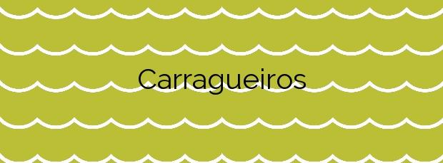 Información de la Playa Carragueiros en Boiro