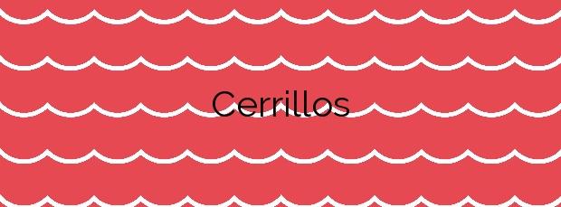 Información de la Playa Cerrillos en Roquetas de Mar