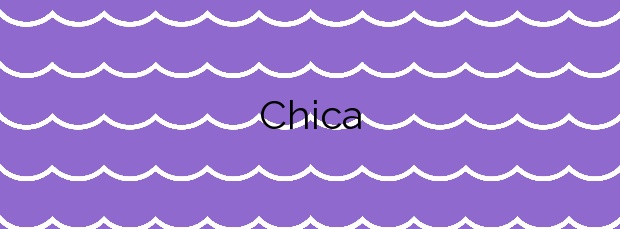 Información de la Playa Chica en Puerto de la Cruz