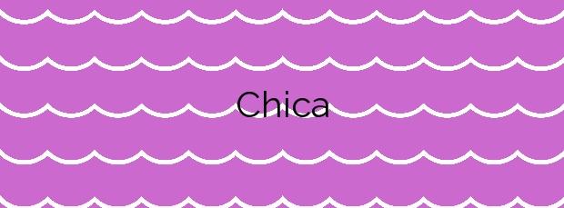 Información de la Playa Chica en Torrox