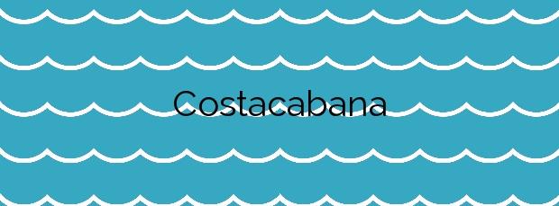 Información de la Playa Costacabana en Almería