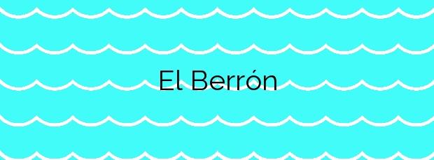 Información de la Playa El Berrón en Castro-Urdiales