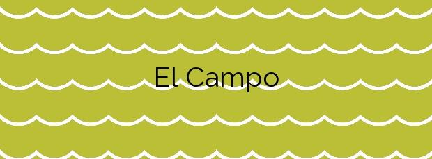 Información de la Playa El Campo en Guardamar del Segura