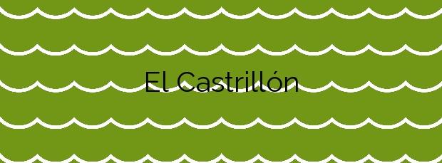 Información de la Playa El Castrillón en Cudillero