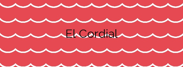 Información de la Playa El Cordial en Castrillón