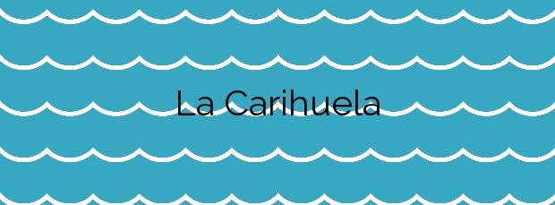 Información de la Playa La Carihuela en Torremolinos