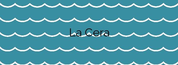 Información de la Playa La Cera en Yaiza