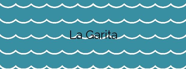 Información de la Playa La Garita en Haría