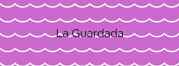 Información de la Playa La Guardada en Muros de Nalón