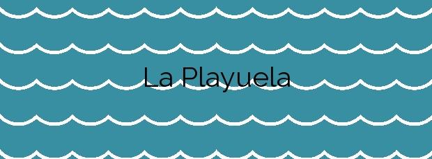 Información de la Playa La Playuela en San Pedro del Pinatar