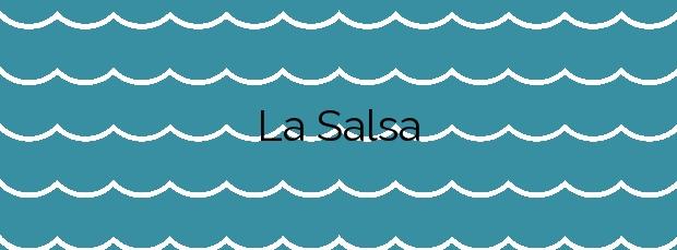 Información de la Playa La Salsa en Arteixo