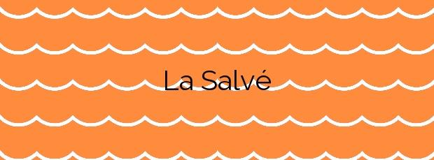 Información de la Playa La Salvé en Laredo