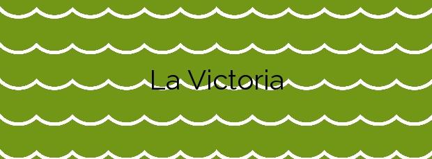 Información de la Playa La Victoria en Cádiz