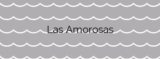 Información de la Playa Las Amorosas en A Coruña