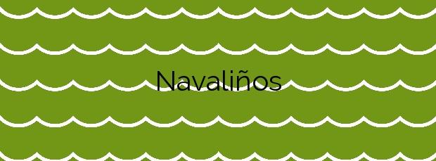 Información de la Playa Navaliños en Cabana de Bergantiños