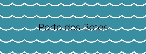 Información de la Playa Porto dos Botes en Carnota