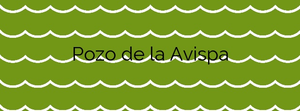 Información de la Playa Pozo de la Avispa en Cartagena