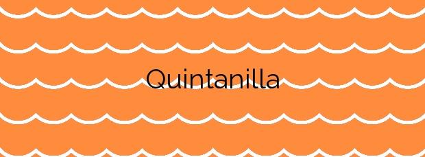 Información de la Playa Quintanilla en Arucas